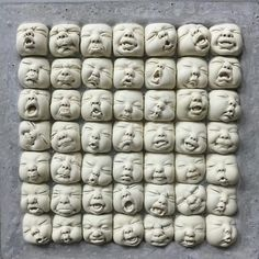 """specialformytaste: """" turecepcja Ceramic sculptures by Johnson Tsang """" – Art Unicorn Sculptures Céramiques, Art Sculpture, Ceramic Sculptures, Sculpture Ideas, Clay Projects, Clay Crafts, Clay Dolls, Art Dolls, Ceramic Pottery"""