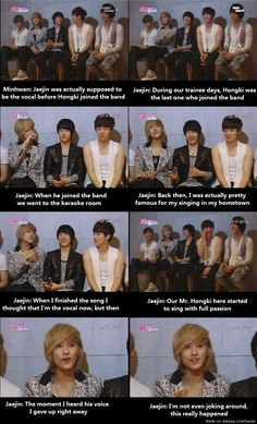 the members of FTISLAND are complimenting each other... | allkpop Meme Center