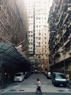 #Hongkong #MobilePhotography #VSCOcam