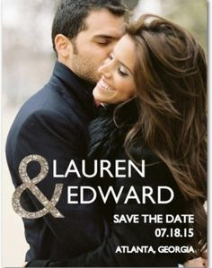 Save the date pic