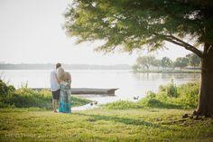 White Rock Lake Dallas Engagement Photo Session