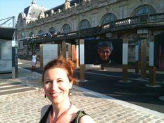 Souriez, vous aimez Paris
