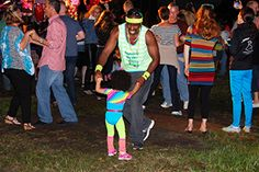 2015-July 11- Family Dance Party,  Mt Trashmore, VaBeach