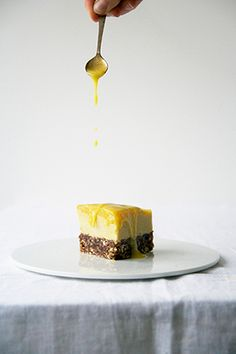 Raw Mango Tart