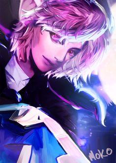 Dark Link by mokomar