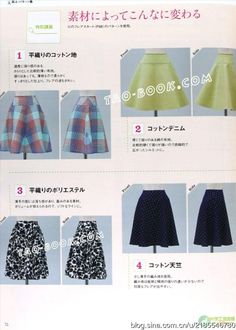 Basic patterns from mrs style book Tao, Japanese Sewing, Japanese Patterns, Costura Fashion, Modelista, Pattern Drafting, Sweet Dress, Cute Skirts, Fashion Sewing