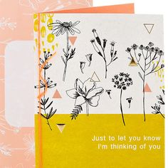 More Marks and Spencer's today with a look at some new arrivals in cards and stationery print & pattern