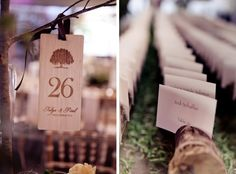Elegant Woodsy Wedding | Gavin Casey #wedding