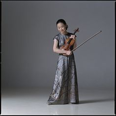 Midori Goto, world famous violinist. I was able to meet her this weekend!!!! She is an amazing person and musician!