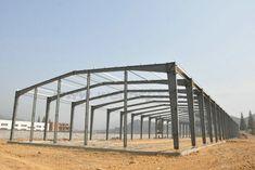 Steel Structure / Space Frame / Workshop / Warehouse / Steel Truss
