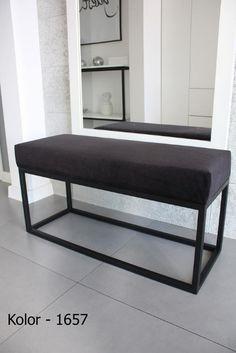 Siedzisko, ławka ławeczka tapicerowana do przedpokoju - 1 Entryway Bench, Furniture, Home Decor, Balcony, Entry Bench, Hall Bench, Decoration Home, Room Decor, Home Furnishings