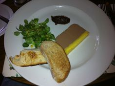 Duck Pate & Fig @BayHorse Lancaster