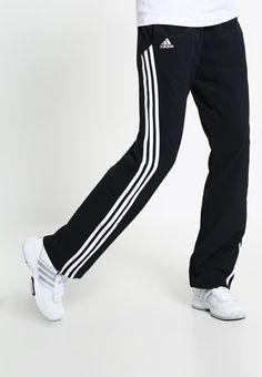 €64.95 adidas Performance CLUB - Verryttelyhousut - black/white