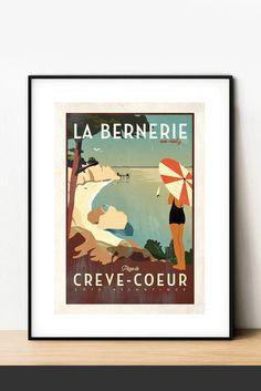 ©YohanGaborit Boutique, Frame, Books, Poster, Decor, Art, Poster Vintage, Posters, Places