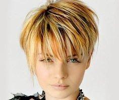 Modèles de coiffure cheveux mi longs - http://lookvisage.ru/modles ...