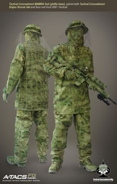 Survival Helpful Techniques For survival gear weapons Tactical Uniforms, Tactical Helmet, Airsoft Gear, Sniper Suit, Sniper Gear, Military Gear, Military Equipment, Sniper Camouflage, Camo Gear