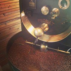 Handlebar Coffee Roasters in Santa Barbara - best. Santa Barbara Restaurants, I Want To Travel, Coffee Shop, Latte, Good Things, Coffee Shops, Coffeehouse