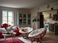 "gravityhome: "" Scandinavian home Scandinavian Apartment, Scandinavian Home, Style At Home, Cosy Home, Gravity Home, Asian Decor, Living Room Chairs, House Rooms, Home Fashion"