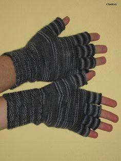 *Mum kreativ*: Meine Anleitung: Offene Fingerhandschuhe