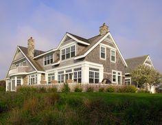 Nantucket Residence Exterior - beach-style - Exterior - Boston - Marcus Gleysteen Architects