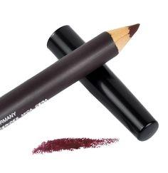Deep Dark Red Brown Eye / Lip Liner Gothic Cosplay Makeup