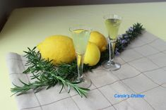 Carole's Chatter: Homemade Limoncello Making Limoncello, Homemade Limoncello, My Better Half, Old Bottles, Simple Syrup, Vodka, Sweet Tooth, I Am Awesome, Recipes