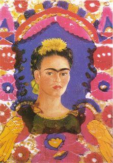 REBELE-SE: A intensa Frida Kahlo Primeiro quadro de uma artista mexicana a ser comprado pelo Louvre.