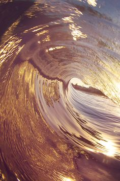 sea water gold