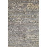 Found it at AllModern - Terra Hand-Knotted Grey Area Rug