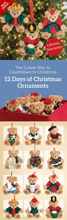 Lifetime Guaranteed Bears make the best gifts for kids 0-100! Each comes with free Bear-Gram gift packaging and is stuffed with love in Vermont, USA using 100% recycled stuffing.