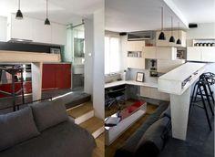 巴黎超迷你5坪小公寓 | 大人物