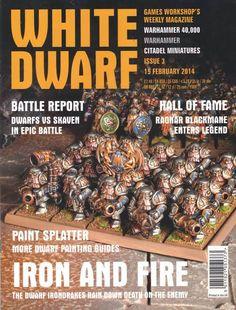 White Dwarf Weekly número 3 de febrero