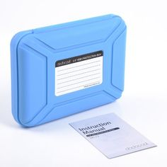 "dodocool 3.5"" HDD Protector Hard Disk Drive Storage Case Box Built-in Shock-proof EVA Mat Durable (Blue) DODOCOOL http://www.amazon.com/dp/B00HHSJO7I/ref=cm_sw_r_pi_dp_C7DXtb1DH91KC56J"