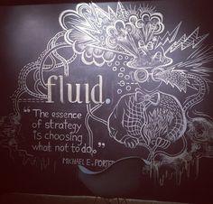 #Chalkboard #lettering #typography #type #chalkboardart #illustration #design