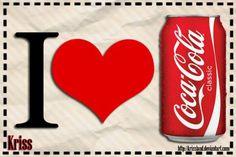 I <3 Coca Cola...