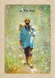 Timeless tarot-- the fool