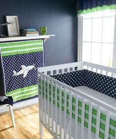 Decorated in spunky patterns, these plush bumpers are as pretty as can be! Includes two short bumpers and two long bumpersShort: 26.5'' W x 10'' HLong: 52'' W x 10'' HFabric: polyester / cottonFill: polyesterMachin...