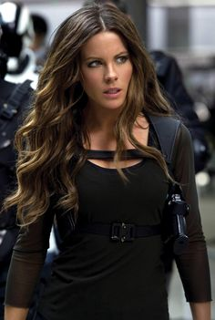 Kate Beckinsale:lovely hair