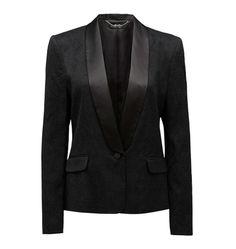 Nina jacquard blazer - Forever New