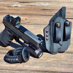 Guncraft holsters and SAI Glock