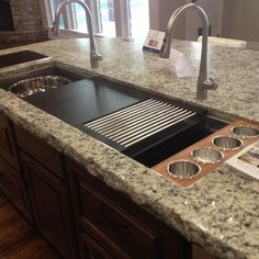 1000 images about the galley workstation on pinterest for The galley sink price