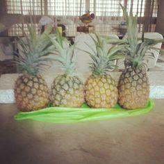 pineapples :)