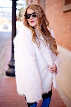 oversized faux fur COAT tutorial   see kate sew   Bloglovin'