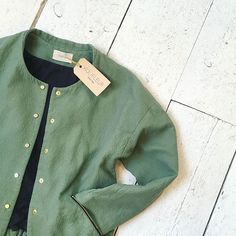 Bash jacket [size S] #kolifleur #frenchstyle #consignment #secondhand #clothes 📷 by @ninabrigitte