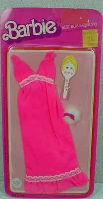 I had this.  Mattel Barbie Best Buy Fashion - 1976