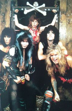W.A.S.P.   Animal era   #RandyPiper #BlackieLawless #SteveRiley #ChrisHolmes  #wasp   #WaspFanClub Heavy Metal Rock, Heavy Metal Music, Heavy Metal Bands, Metal Music Bands, 80s Hair Metal, 80s Rock Bands, El Rock And Roll, Glam Metal, Rock Legends