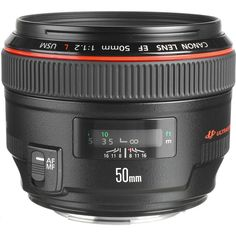 Canon L-Series 50mm. The ultimate go to. One day... ($1600)
