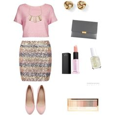 Sequin Outfit