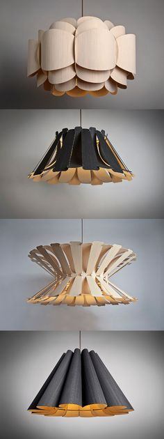 Weplight Argentina: real #Wood #Lamps - The charm of wood and #light #design