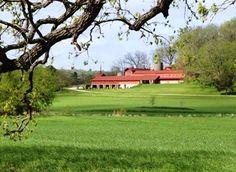 Midway barns at Taliesin